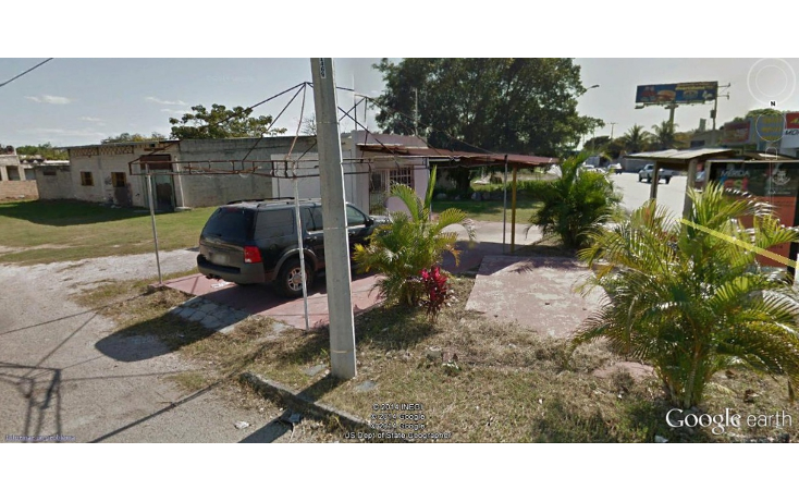 Foto de terreno comercial en venta en  , san luis chuburna, mérida, yucatán, 1289491 No. 03