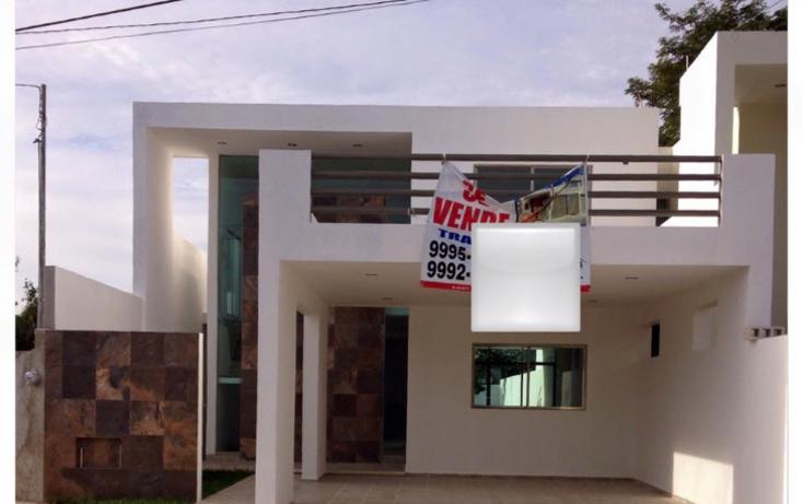 Foto de casa en venta en  , san luis chuburna, mérida, yucatán, 1517101 No. 01