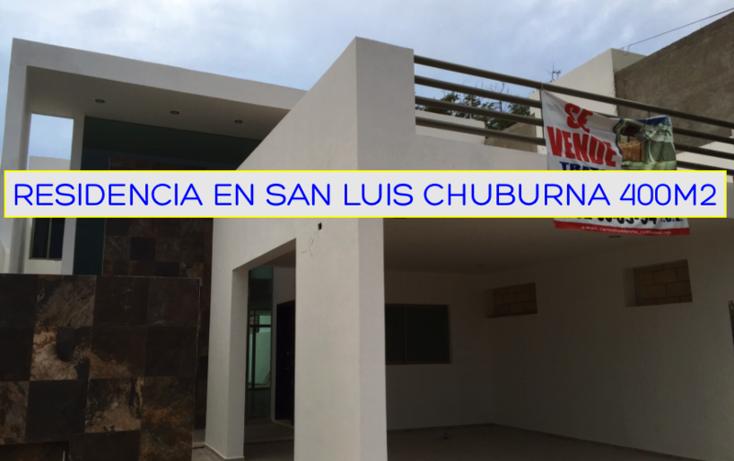 Foto de casa en venta en  , san luis chuburna, mérida, yucatán, 1545778 No. 02