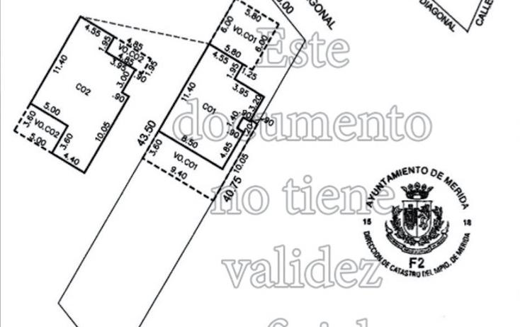 Foto de casa en venta en  , san luis chuburna, mérida, yucatán, 1545778 No. 12