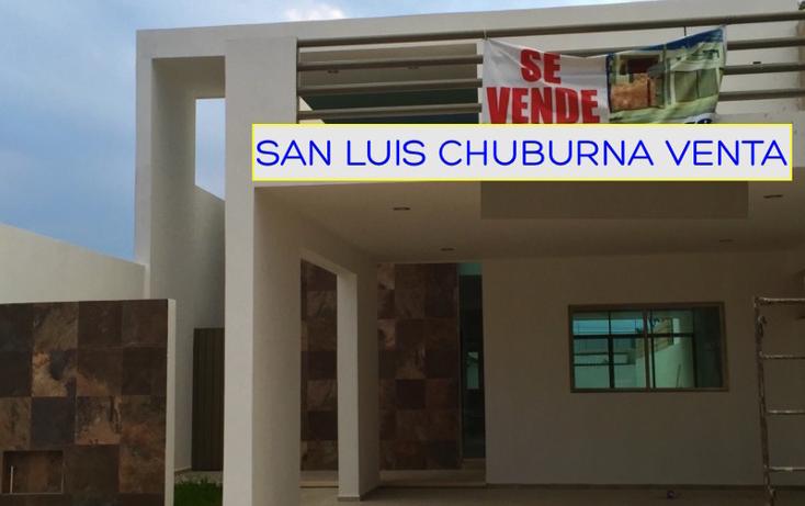Foto de casa en venta en  , san luis chuburna, mérida, yucatán, 1545778 No. 14