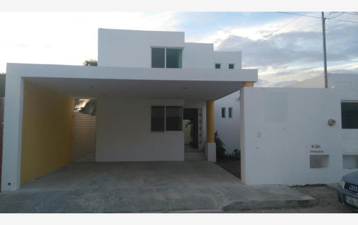 Foto de casa en venta en  , san luis chuburna, mérida, yucatán, 1607070 No. 01