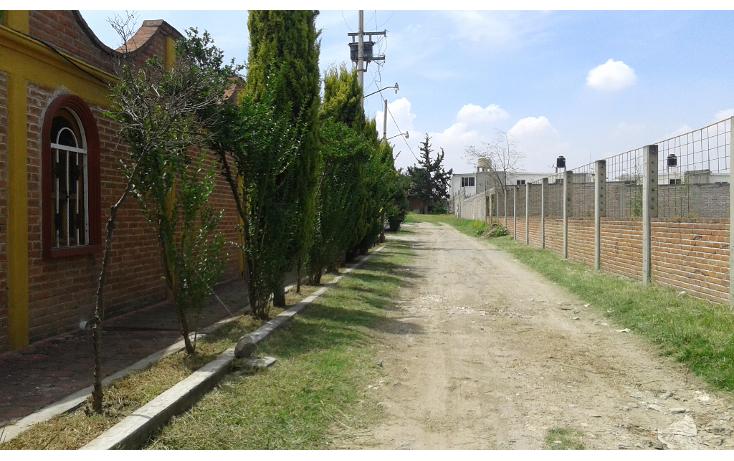 Foto de terreno habitacional en venta en  , san luis huexotla, texcoco, m?xico, 1412989 No. 01