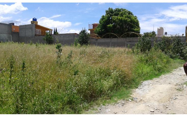 Foto de terreno habitacional en venta en  , san luis huexotla, texcoco, m?xico, 1412989 No. 02