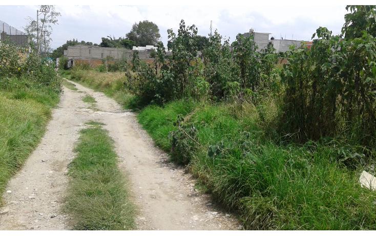 Foto de terreno habitacional en venta en  , san luis huexotla, texcoco, m?xico, 1412989 No. 04