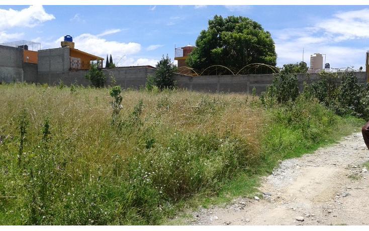 Foto de terreno habitacional en venta en  , san luis huexotla, texcoco, méxico, 1705344 No. 02