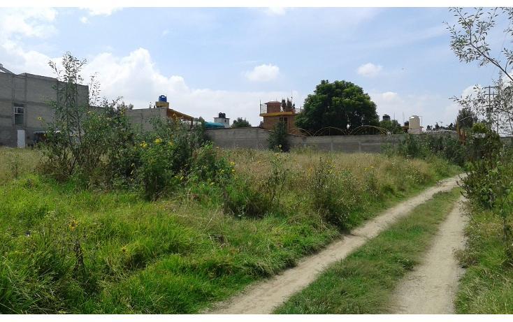 Foto de terreno habitacional en venta en  , san luis huexotla, texcoco, méxico, 1705344 No. 03