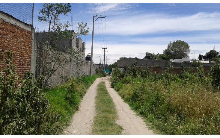 Foto de terreno habitacional en venta en  , san luis huexotla, texcoco, méxico, 1705344 No. 04