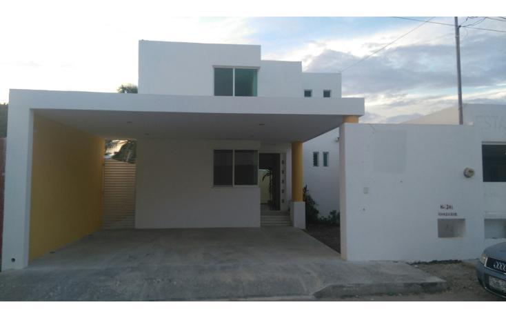 Foto de casa en venta en  , san luis, mérida, yucatán, 1598296 No. 01