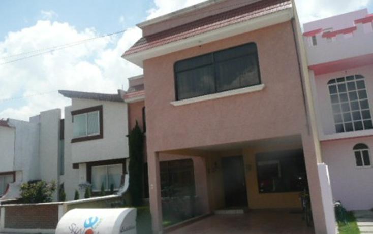 Foto de casa en venta en  , san luis, metepec, méxico, 1067219 No. 01