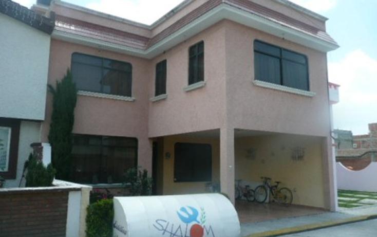 Foto de casa en venta en  , san luis, metepec, méxico, 1067219 No. 04