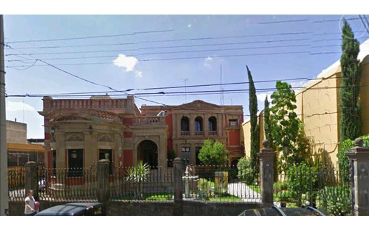 Foto de casa en renta en  , san luis potosí centro, san luis potosí, san luis potosí, 1045409 No. 01