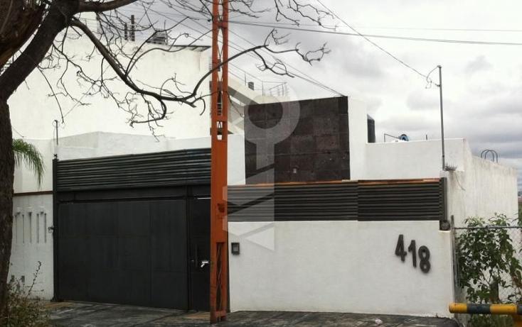 Foto de casa en venta en  , san luis potosí centro, san luis potosí, san luis potosí, 1775128 No. 01