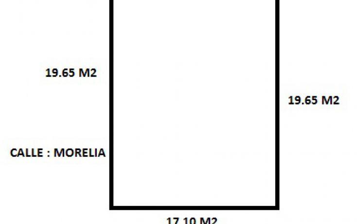 Foto de terreno habitacional en venta en san luis potosí mz 58 lote 16, ampliación buenavista, tultitlán, estado de méxico, 1715744 no 06