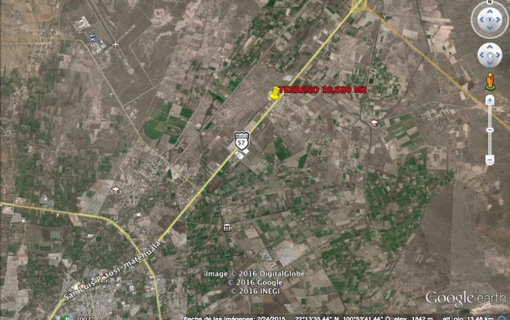 Foto de terreno comercial en renta en  , san luis potosí (ponciano arriaga), san luis potosí, san luis potosí, 1598800 No. 01