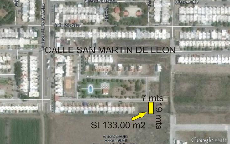 Foto de terreno habitacional en venta en  , san luis residencial, culiac?n, sinaloa, 1738400 No. 06