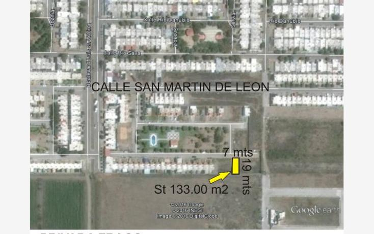 Foto de terreno habitacional en venta en  , san luis residencial, culiacán, sinaloa, 1783896 No. 01