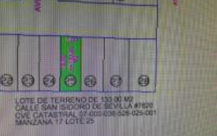 Foto de terreno habitacional en venta en  , san luis residencial, culiacán, sinaloa, 1783896 No. 04
