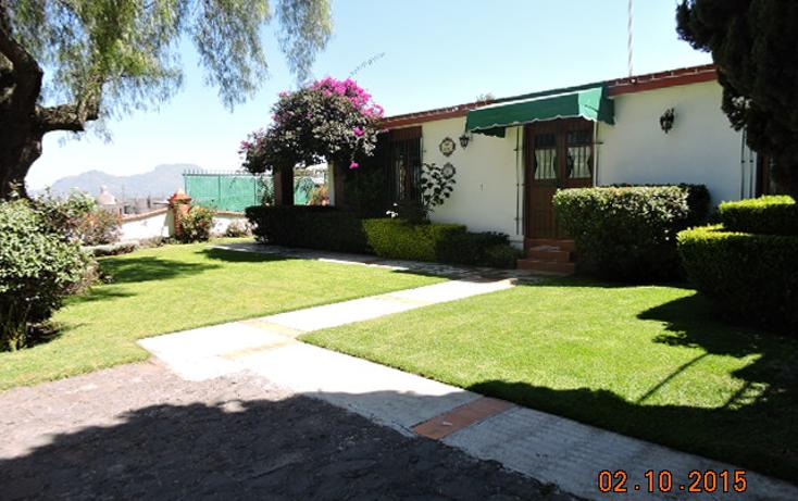 Foto de casa en venta en  , san luis tlaxialtemalco, xochimilco, distrito federal, 1405925 No. 01