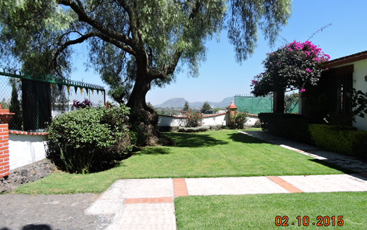 Foto de casa en venta en  , san luis tlaxialtemalco, xochimilco, distrito federal, 1405925 No. 02