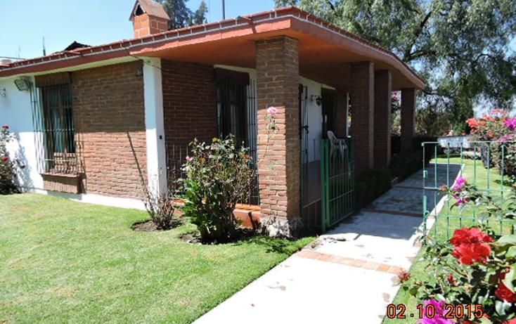 Foto de casa en venta en  , san luis tlaxialtemalco, xochimilco, distrito federal, 1405925 No. 04