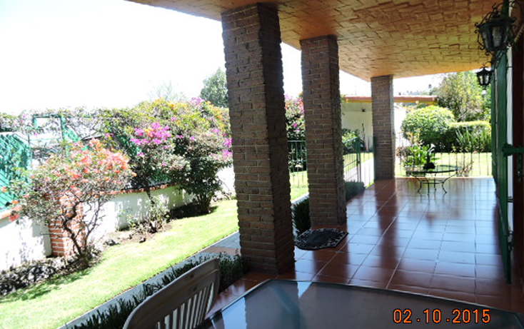 Foto de casa en venta en  , san luis tlaxialtemalco, xochimilco, distrito federal, 1405925 No. 24