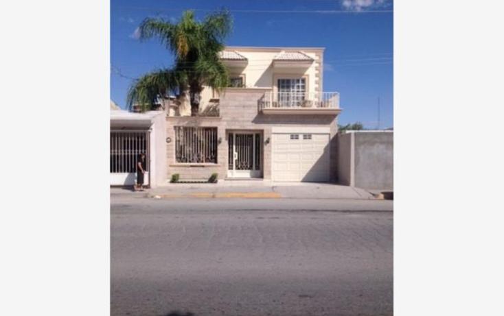 Foto de casa en venta en  , san luisito, torreón, coahuila de zaragoza, 1743995 No. 01