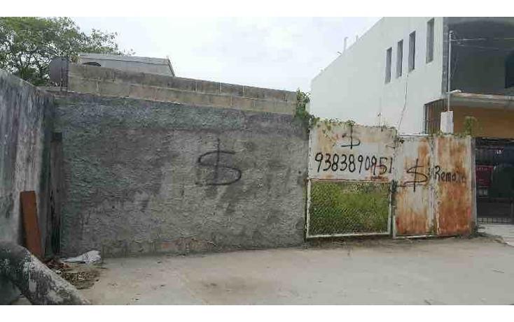 Foto de terreno habitacional en venta en  , san manuel, carmen, campeche, 1104801 No. 02