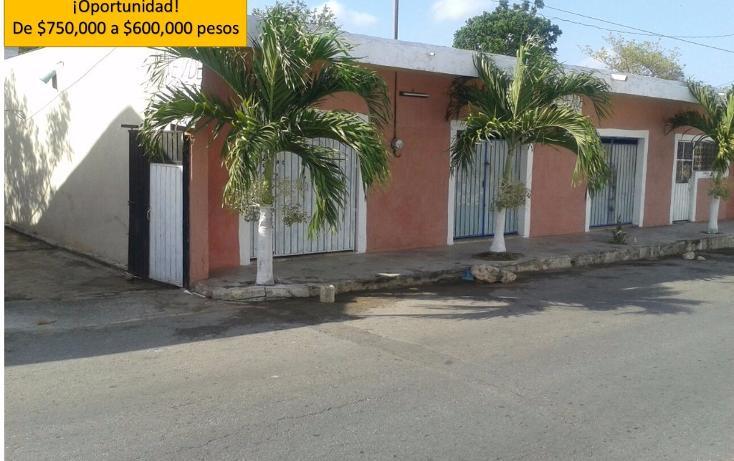 Foto de casa en venta en  , san marcos nocoh ii, mérida, yucatán, 1719366 No. 01
