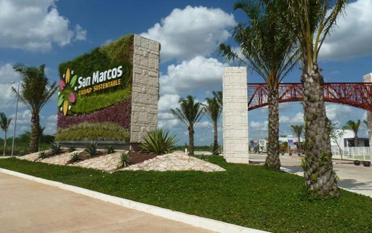 Foto de terreno habitacional en venta en  , san marcos nocoh, mérida, yucatán, 1178045 No. 01