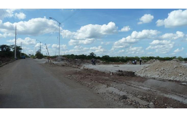 Foto de terreno habitacional en venta en  , san marcos nocoh, mérida, yucatán, 1178045 No. 06