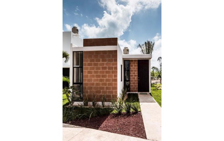 Foto de casa en venta en  , san marcos nocoh, mérida, yucatán, 1252323 No. 01