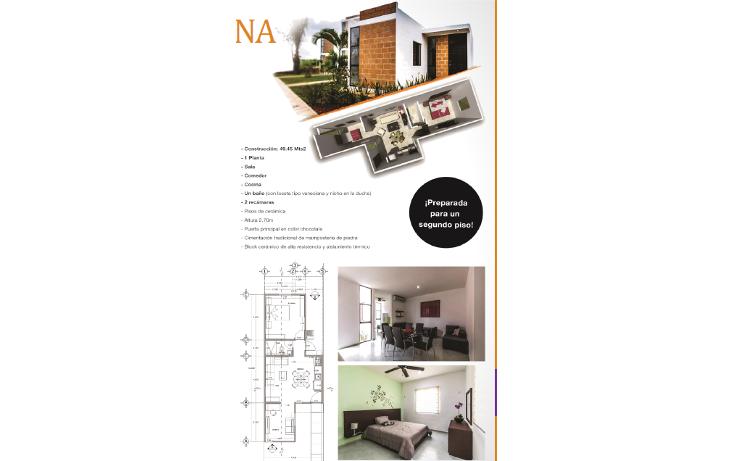 Foto de casa en venta en  , san marcos nocoh, mérida, yucatán, 1252323 No. 02