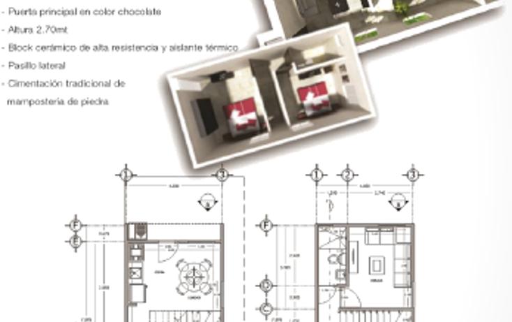 Foto de casa en venta en  , san marcos nocoh, mérida, yucatán, 1386509 No. 03