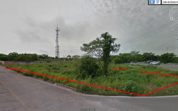 Foto de terreno comercial en venta en  , san marcos nocoh, mérida, yucatán, 1568698 No. 02