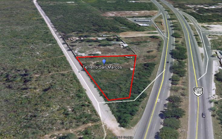 Foto de terreno comercial en venta en  , san marcos nocoh, mérida, yucatán, 1568698 No. 04