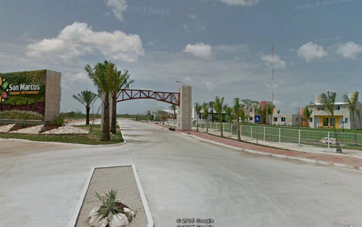 Foto de terreno comercial en venta en  , san marcos nocoh, mérida, yucatán, 1568698 No. 05