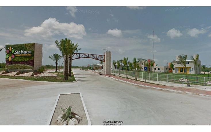 Foto de terreno comercial en renta en  , san marcos nocoh, m?rida, yucat?n, 1568700 No. 05