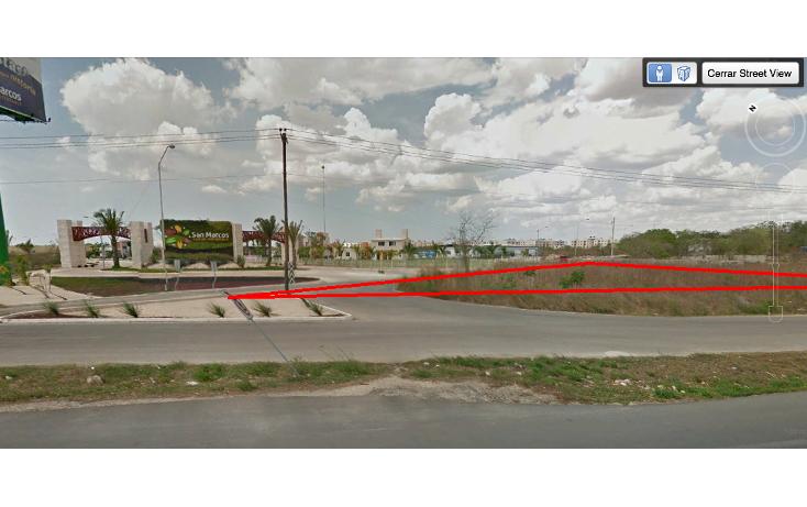 Foto de terreno comercial en venta en  , san marcos nocoh, m?rida, yucat?n, 1607240 No. 01