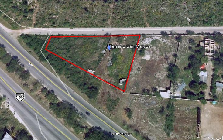 Foto de terreno comercial en renta en  , san marcos nocoh, mérida, yucatán, 2632835 No. 01