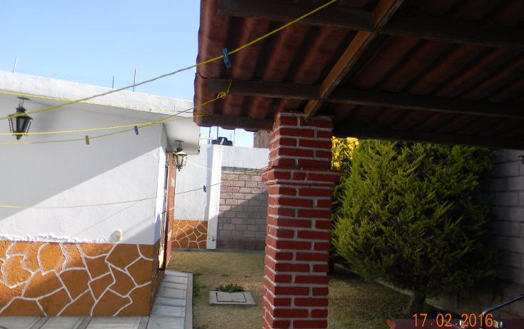 Foto de casa en venta en  , san marcos, zumpango, m?xico, 1660356 No. 15