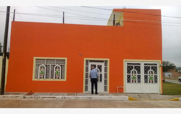 Foto de casa en venta en san martín 120, macario j gómez, san francisco de los romo, aguascalientes, 1641694 no 01