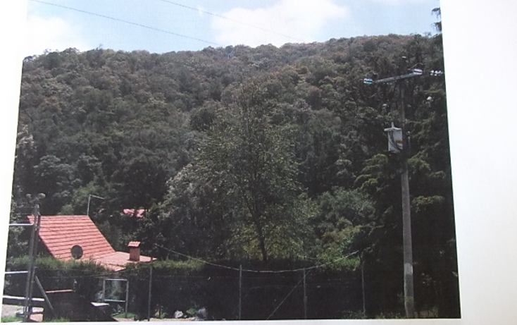 Foto de terreno comercial en venta en  , san martín cachihuapan, villa del carbón, méxico, 1972436 No. 01