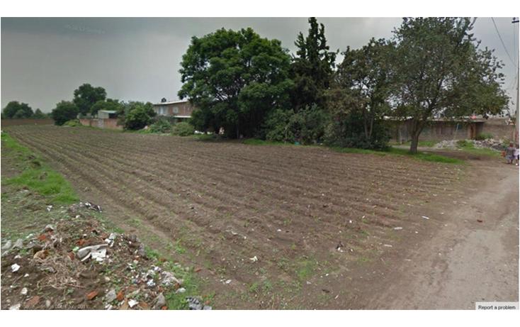 Foto de terreno habitacional en venta en  , san martín cuautlalpan, chalco, méxico, 1093803 No. 01