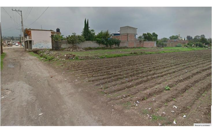 Foto de terreno habitacional en venta en  , san martín cuautlalpan, chalco, méxico, 1093803 No. 03