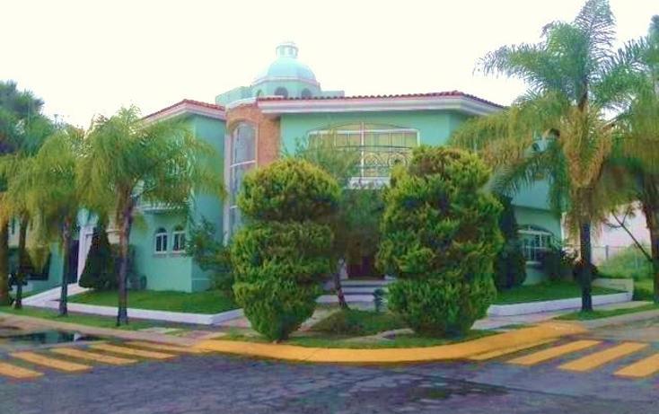 Foto de casa en venta en  , san martin del tajo, tlajomulco de zúñiga, jalisco, 1927215 No. 01