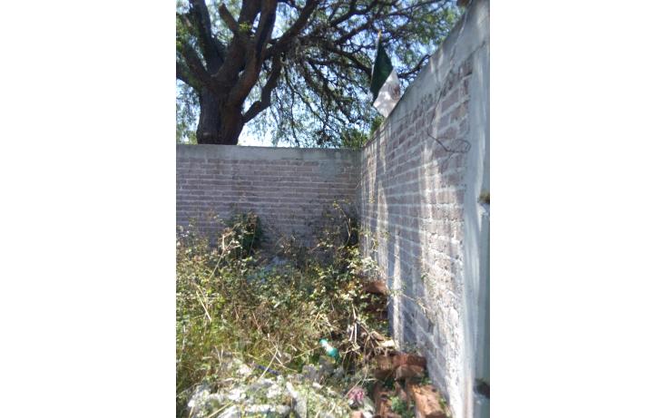 Foto de terreno habitacional en venta en  , san martín el calvario, tultepec, méxico, 1419847 No. 04