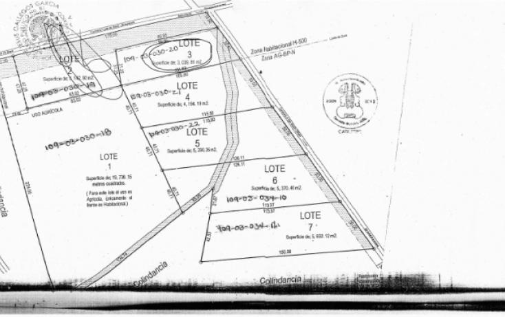 Foto de terreno habitacional en venta en san martín obispo, san martín obispo, donato guerra, estado de méxico, 504207 no 04