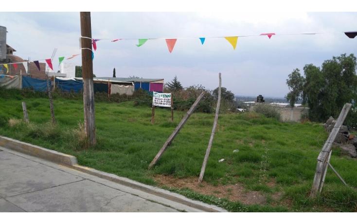 Foto de terreno habitacional en venta en  , san mart?n, tepotzotl?n, m?xico, 1119011 No. 01