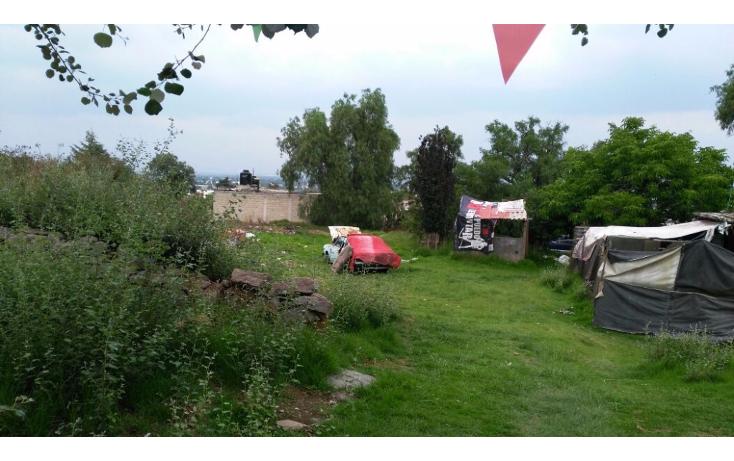 Foto de terreno habitacional en venta en  , san martín, tepotzotlán, méxico, 1119011 No. 04